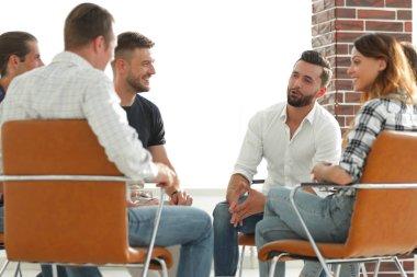team members argue at the workshop