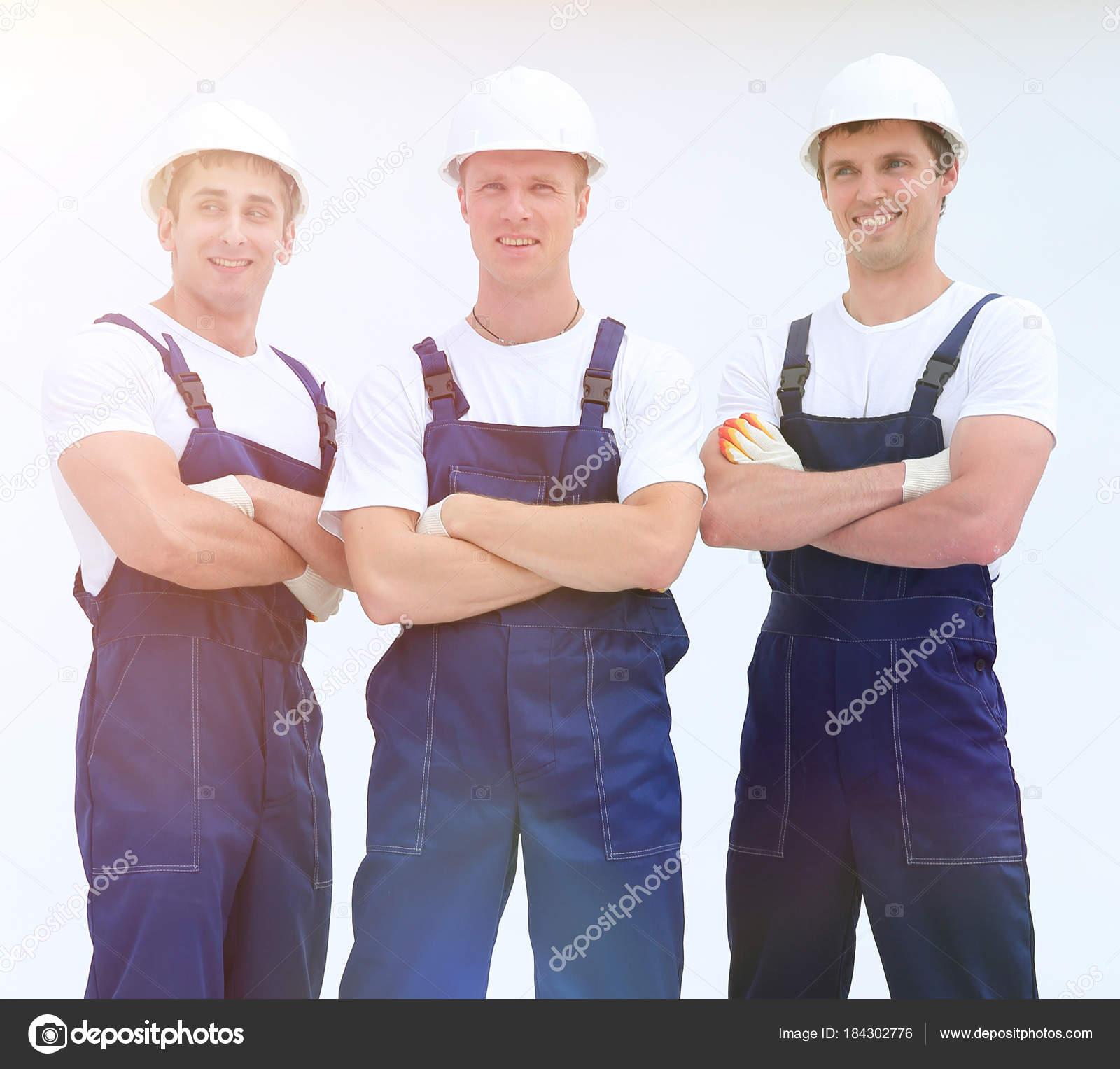 фото строителей рабочих