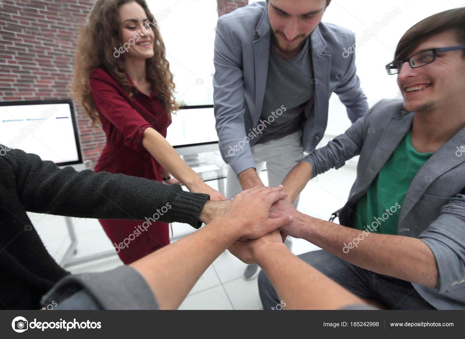 gelijkgestemde groep mensen