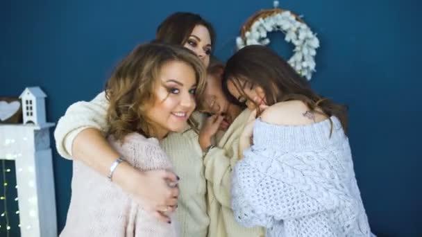 видео фото девушек красивых