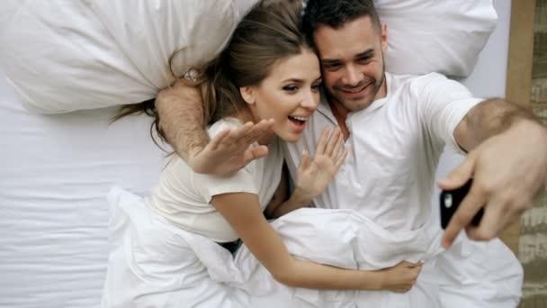 Пробуждение совсем молодой пары видео, смотреть пирсинг фото