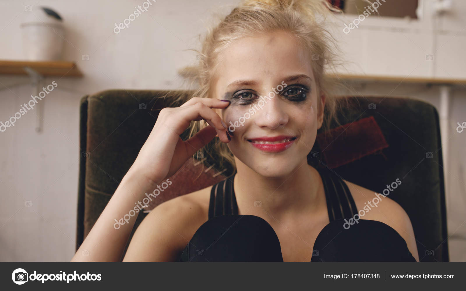 Teenager-Schauspielerinnen