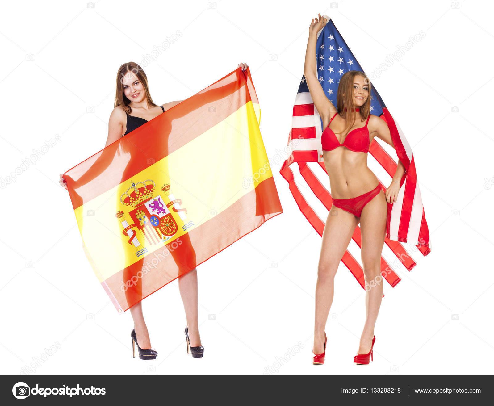 Congratulate, nakna spanien flickor