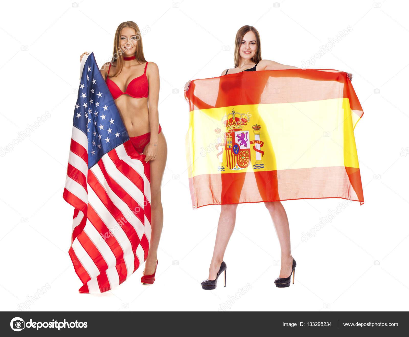 With you nakna spanien flickor God!
