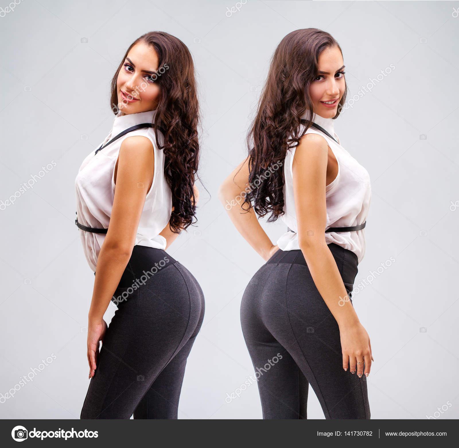 Big Sexy Ass Stock Image