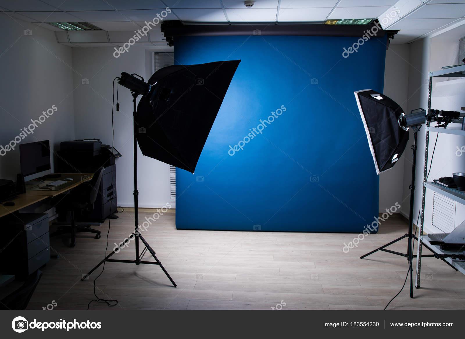 настройки для фотостудии меня есть