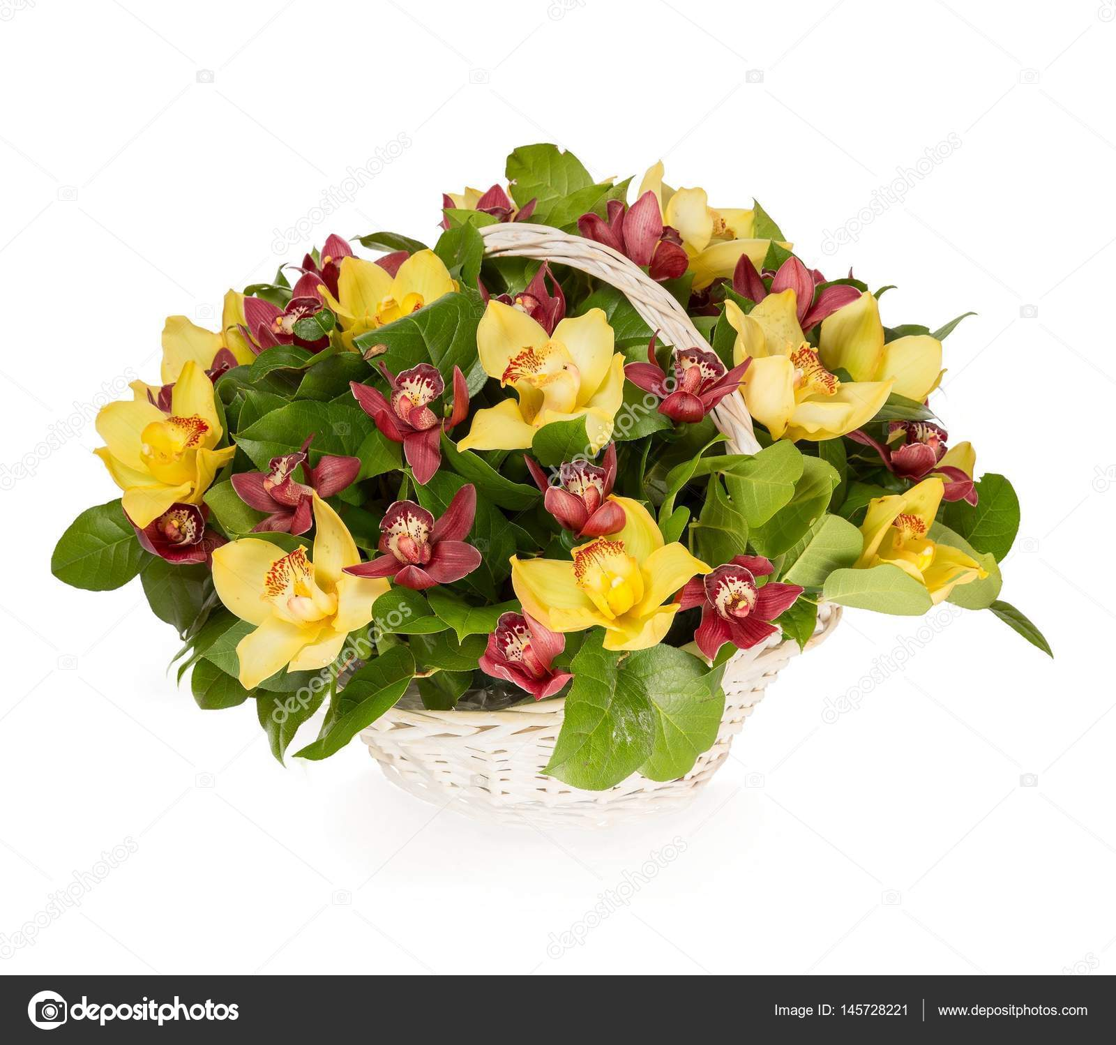 Bouquet of flowers top view on white background stock photo bouquet of flowers top view on white background stock photo izmirmasajfo