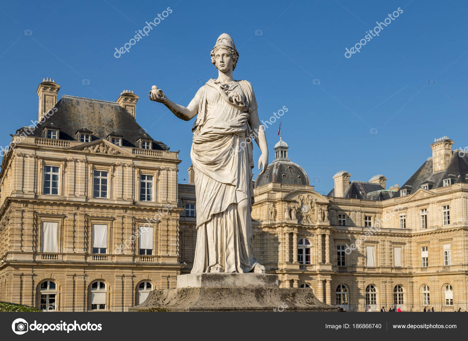 9f1dee7ad5d6 Luxembourg Palace Palais du Petit-Luxembourg - home of president of French  Senate. Palace