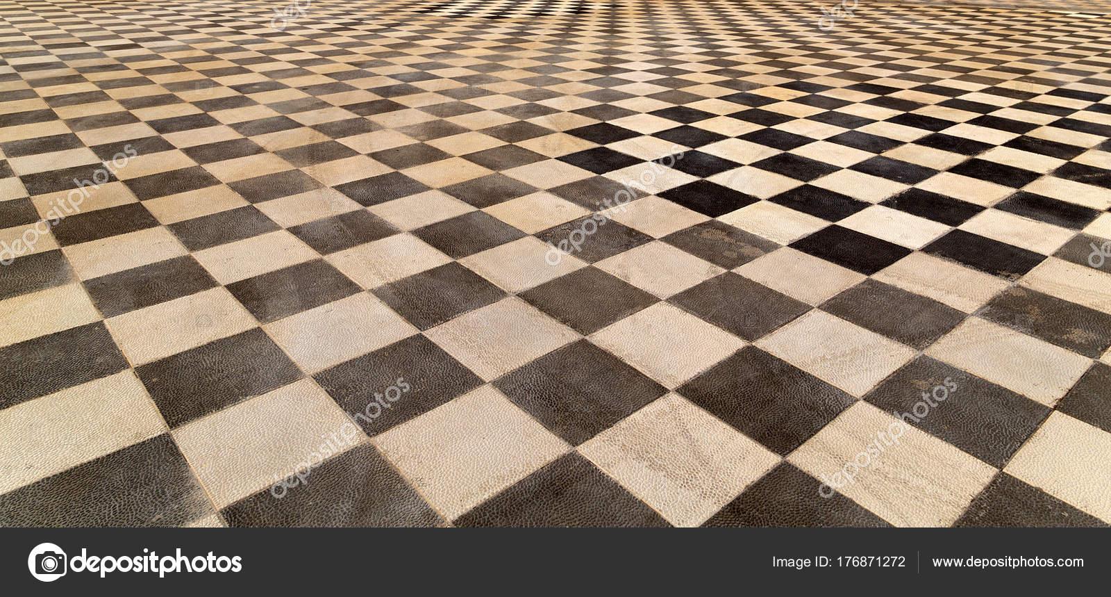 Carrelage Noir Blanc fond texture sol carrelage noir blanc — photographie fotoall