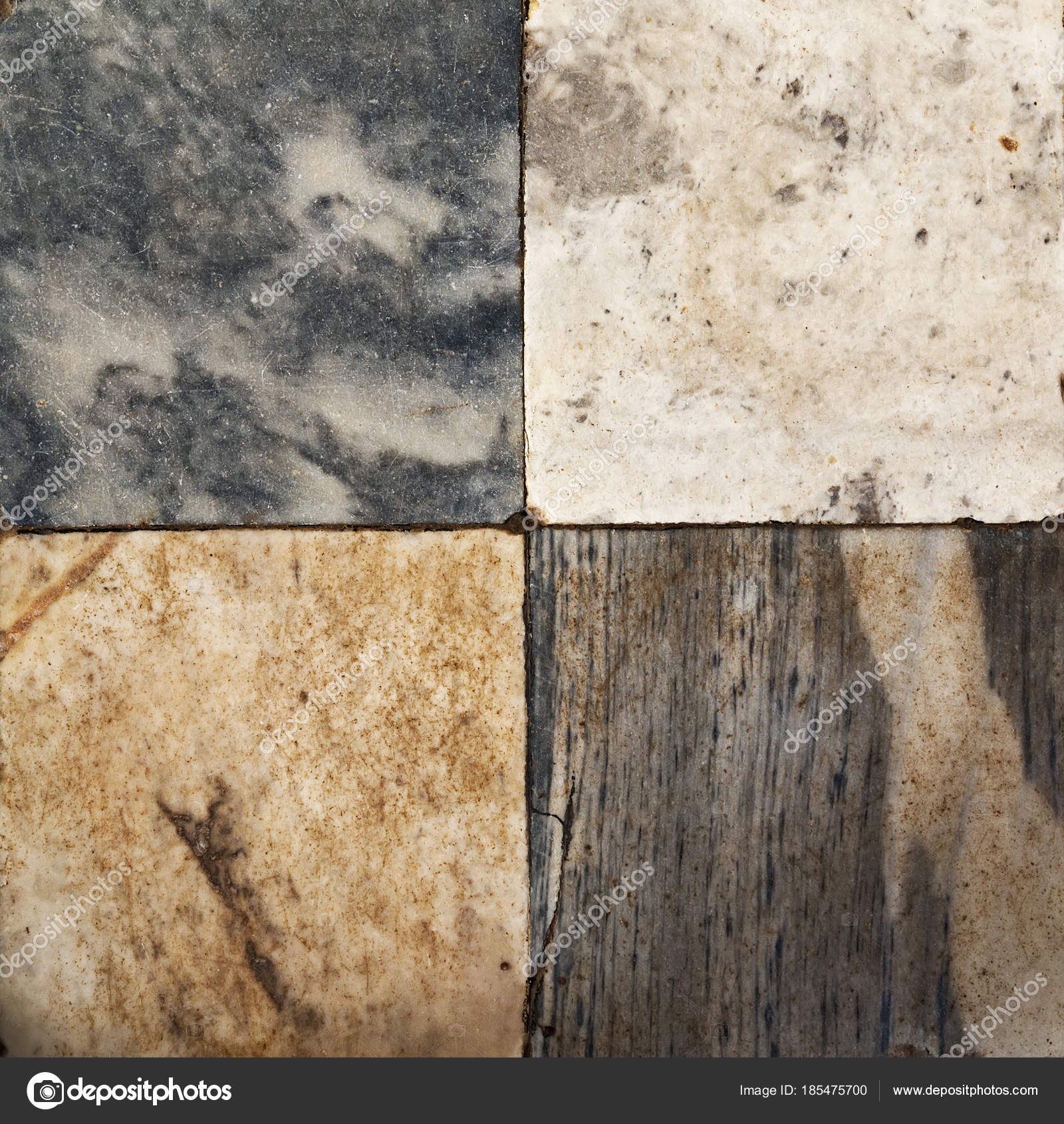 Granite Floor Tile Marble Samples For Texture Background B Stock Photo
