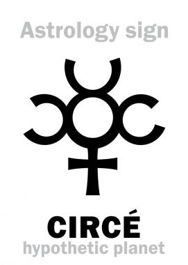 Astrology: planet CIRCE