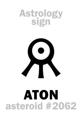 Astrology: asteroid ATON