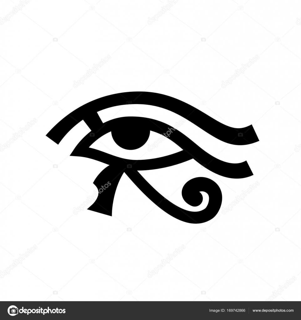 Oko Horusa Wadjet Grafika Wektorowa Photon 169742866