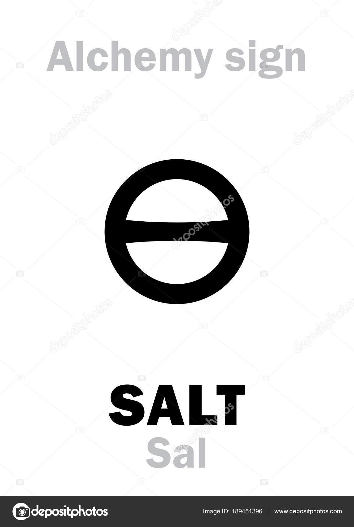 Alchemy Salt Sal Photon 189451396