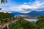 Photo Lake Buyan - Bali Island Indonesia