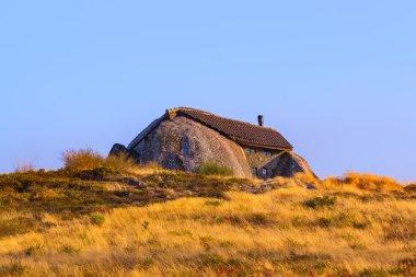 Famous stone house - Guimaraes Portugal