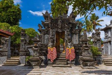 Temple in Lovina - Bali Island Indonesia