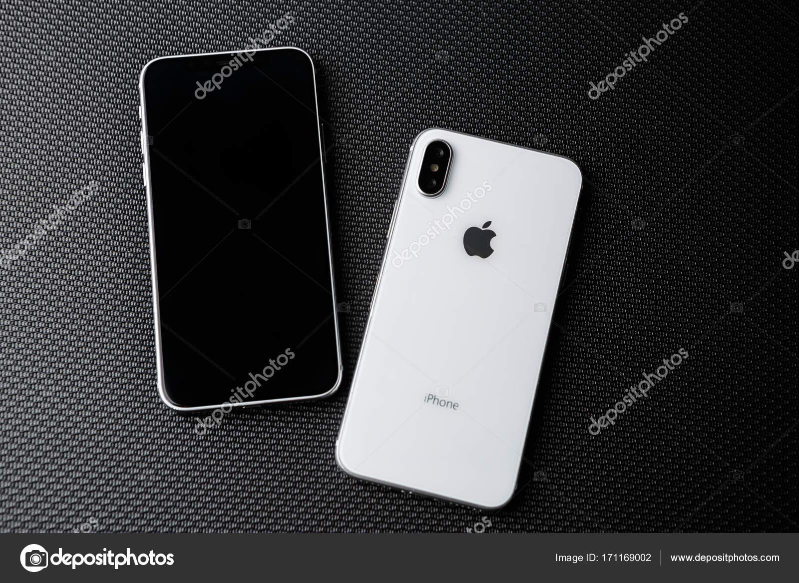Iphone x nahaufnahme