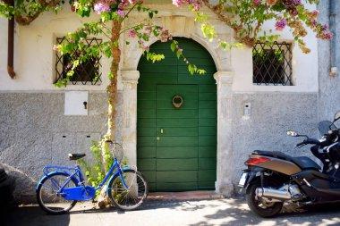 Beautiful view of Gargnano