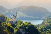 zámek slavný neuschwanstein