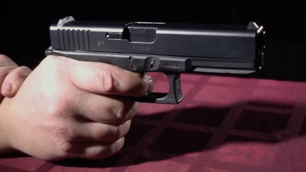 lassítva shot Gun