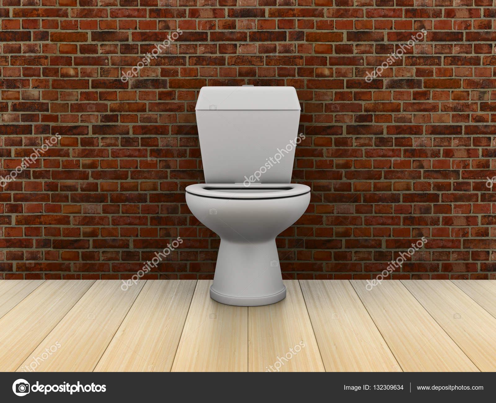 Kamer met water closet. 3d afbeelding u2014 stockfoto © isergey #132309634