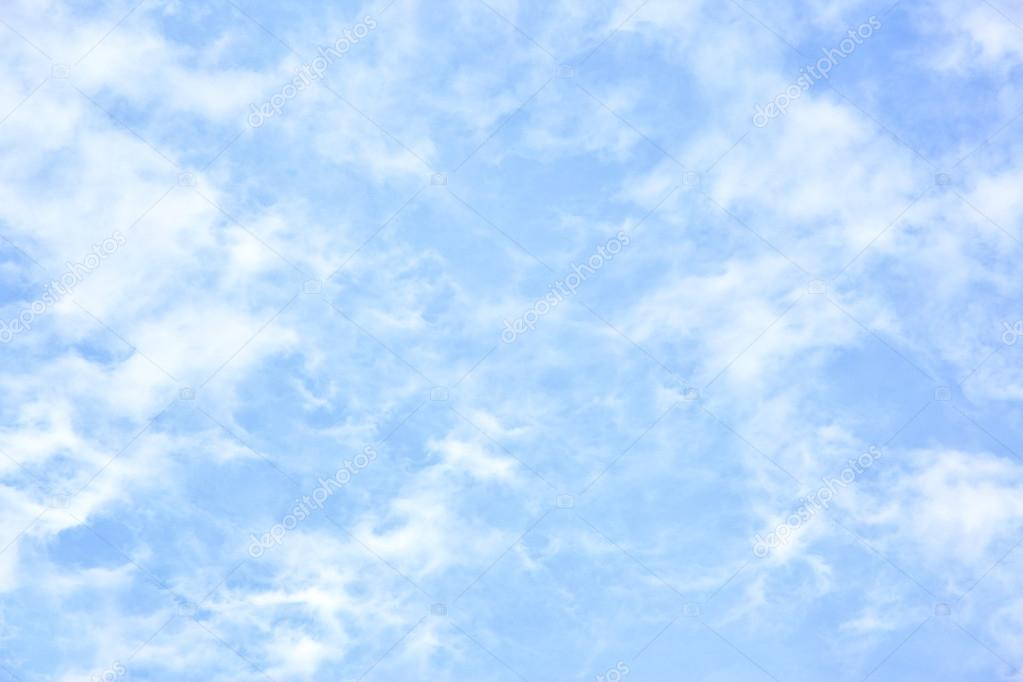 Clouds - abstract background