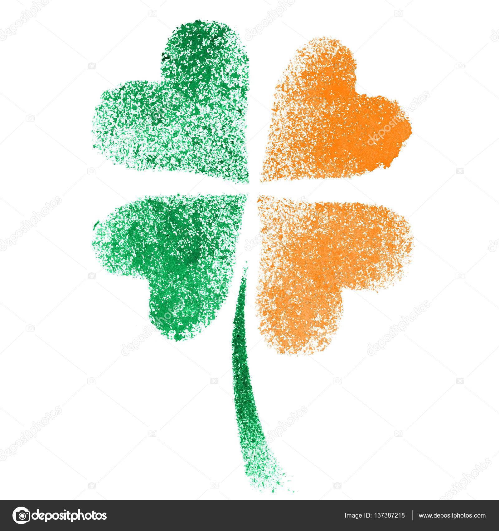 irish clover ireland flag u2014 stock photo zoooom 137387218