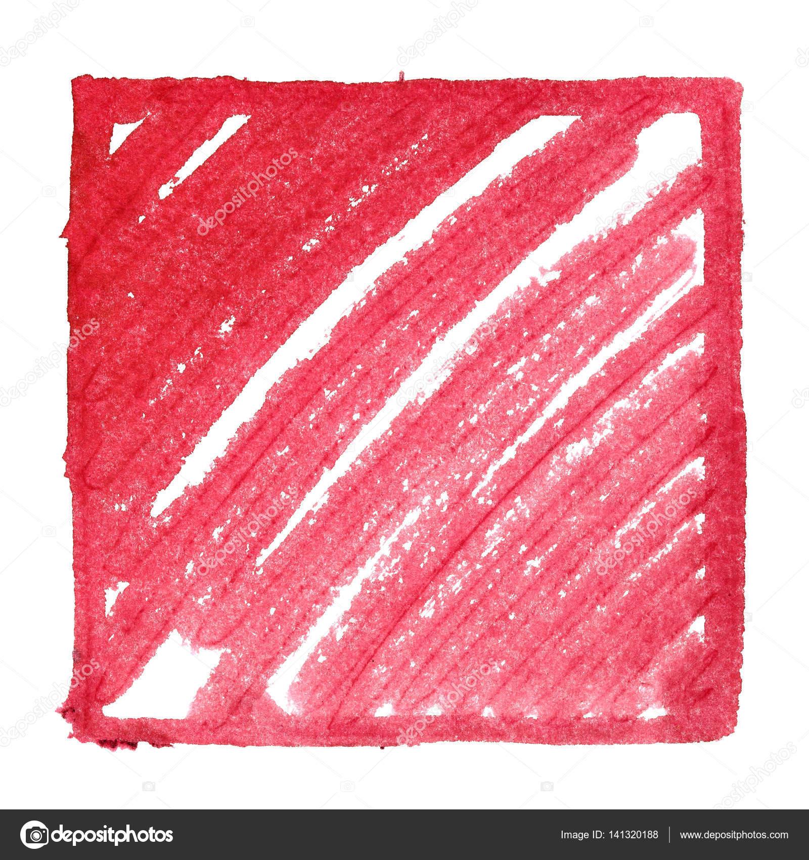 Roter Rahmen mit schrägen Striche — Stockfoto © Zoooom #141320188