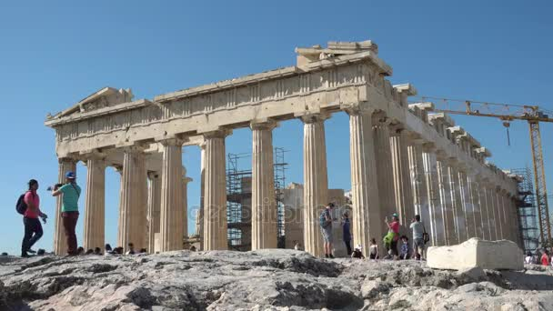 Parthenon v Akropoli