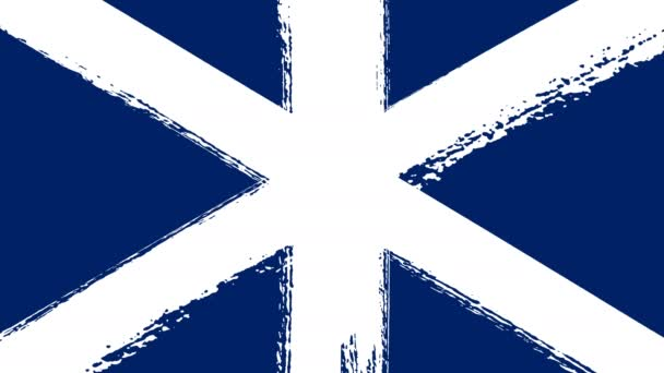 Dibujo Bandera Del Reino Unido Gran Bretaña Irlanda Del Norte