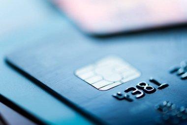 few credit cards