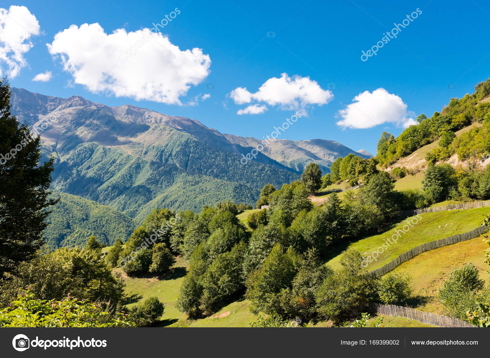 Georgia Georgian Police Stock Photos Georgia Georgian: Montagna, Paesaggio, Georgia