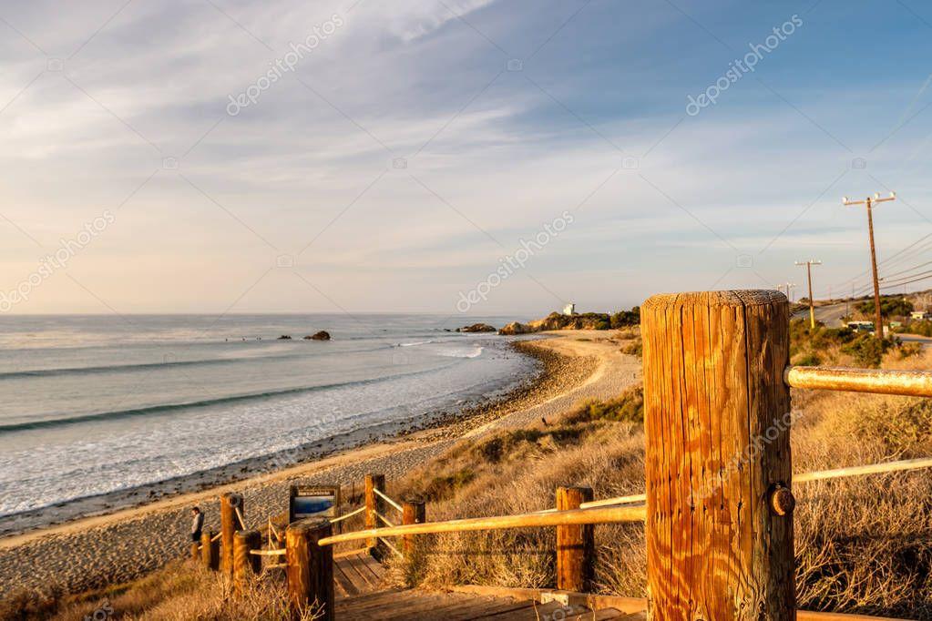 USA Pacific coast