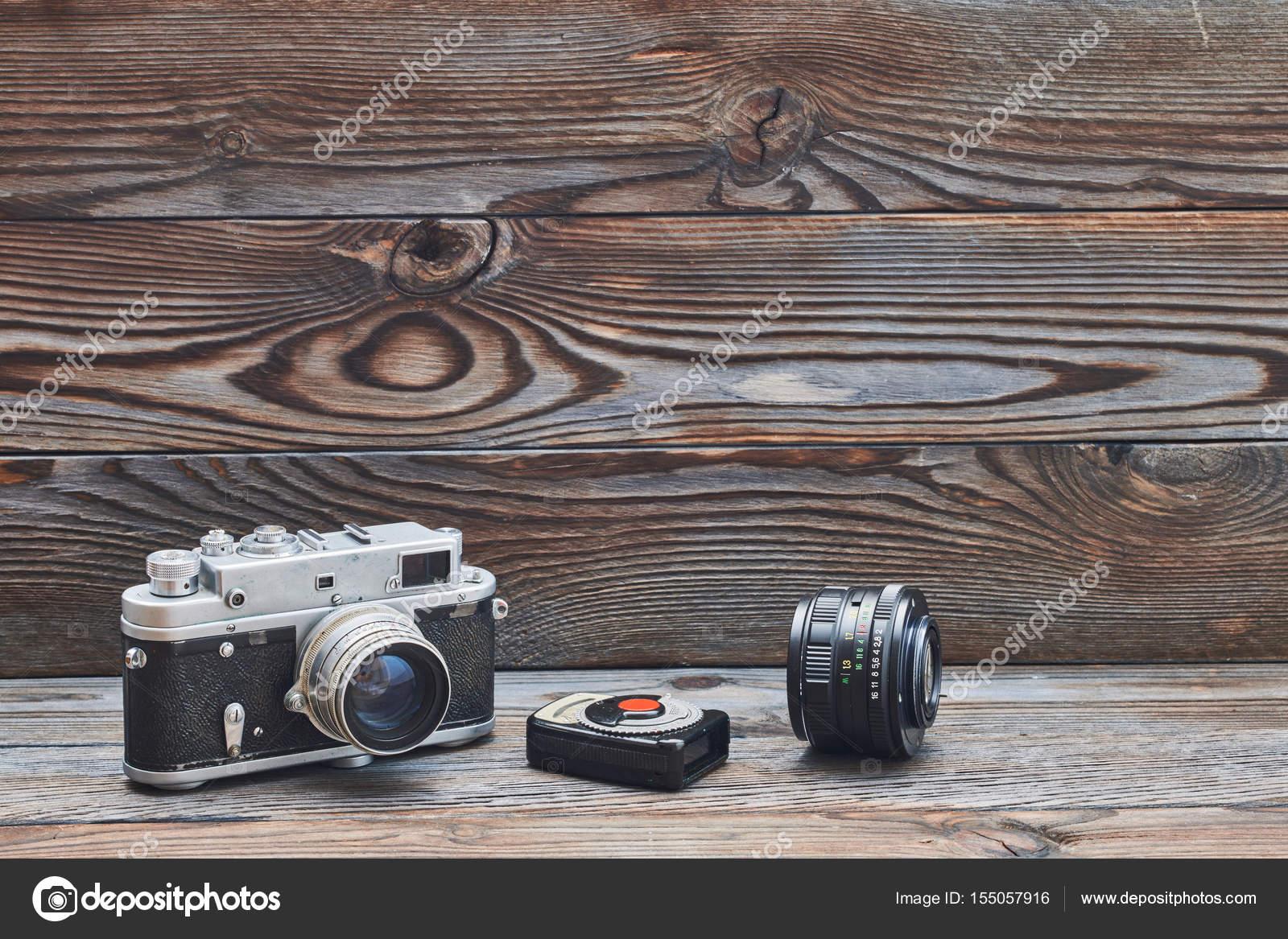 Entfernungsmesser kamera und belichtungsmesser u2014 stockfoto