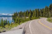 Autostrada da Lago a Yellowstone