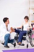 Pacient zotavuje v nemocnici po úrazu