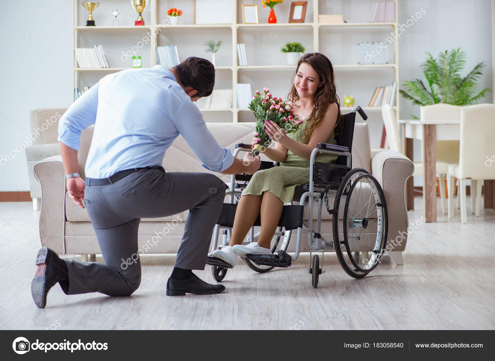 Seznamky pro tělesně postižené