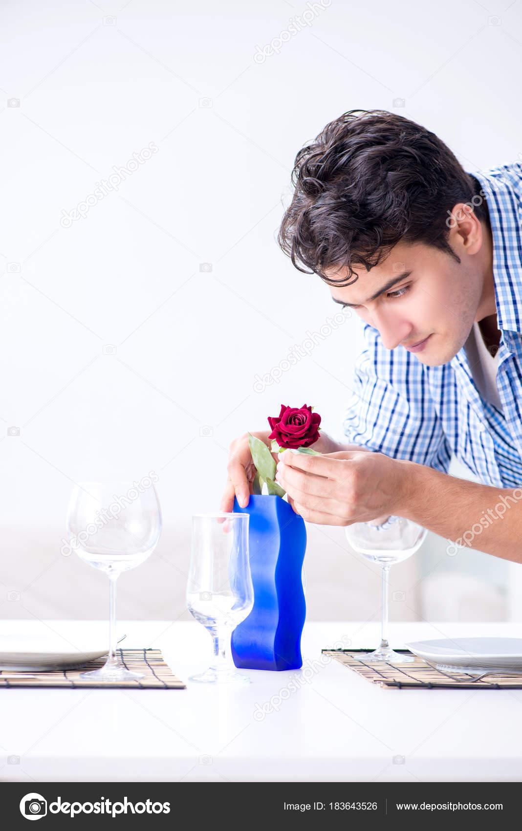 rande s milým mužem
