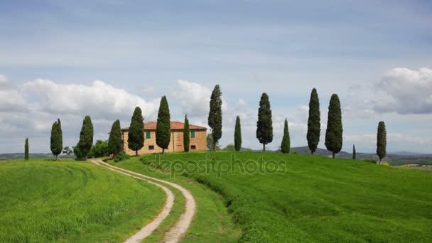 toskanische Landschaft, Italien