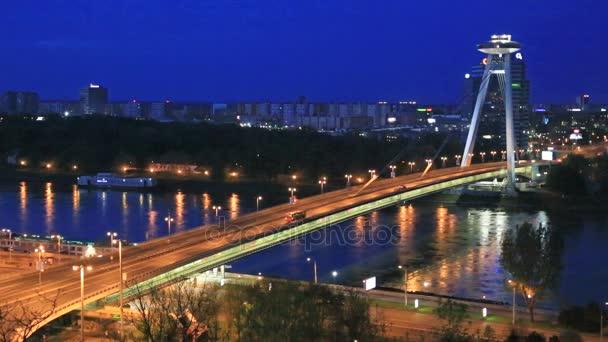 UFO most v Bratislavě, Slovensko