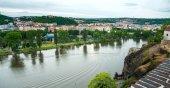 historické části Prahy