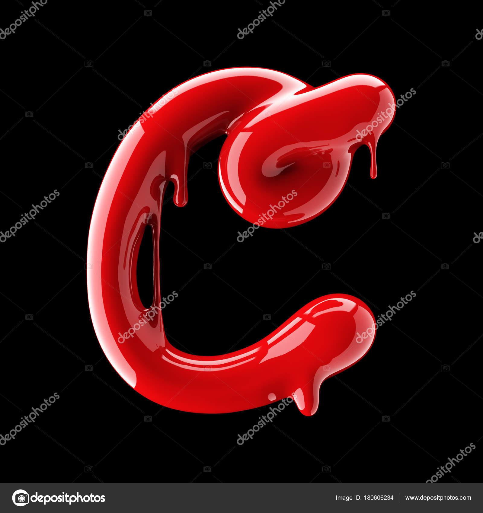 Leaky red alphabet on black background handwritten cursive letter c leaky red alphabet on black background handwritten cursive letter c stock photo buycottarizona Gallery