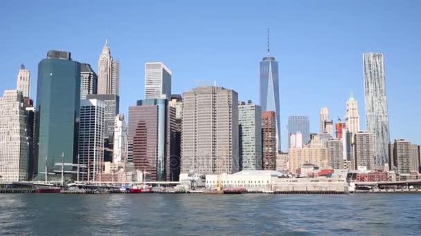 Moderní mrakodrapy New Yorku