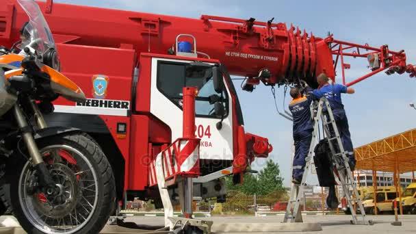 Muži opravu hasičské