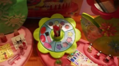 Children cosmetics Smoby - popular French toy manufacturer