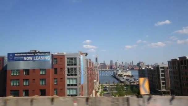 Pohyb na silnici v New Yorku