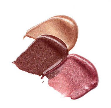 smear paint of cosmetic products