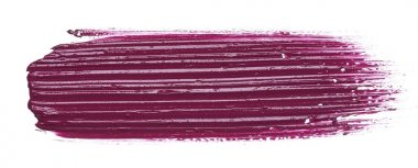 Stunning and exclusive smears of cosmetic products