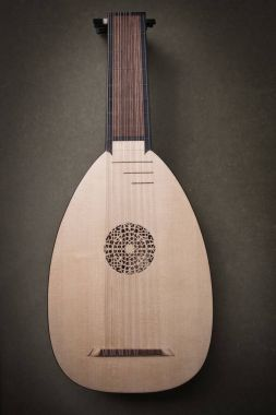 Lute of the 16th century